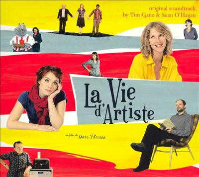 La Vie d'Artiste - soundtrack album